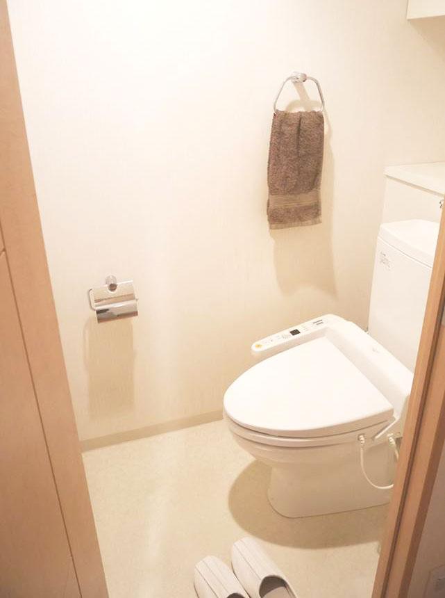 ないないづくしワーキングマザーのストレスフリーなトイレ空間